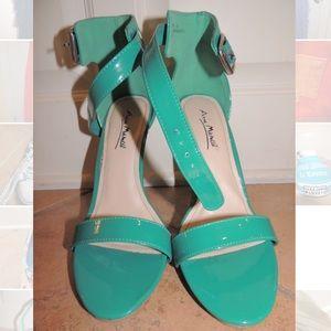 Anne Michelle size 6.5 high heels. Worn 1 time!